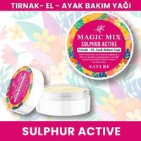 Magıc Mıx Active Sulphur Tırnak Yağı 50 ml