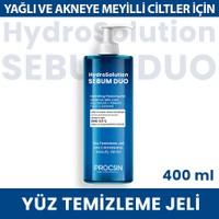 Procsın Hydrosolution Yüz Temizleme Jeli 400 ml