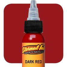 Skygo Koyu Kırmızı Dövme Boyası Eternal 30 ml
