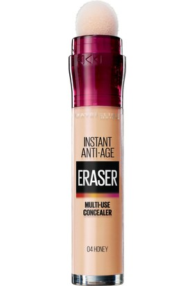 Maybelline Instant Anti-Age Eraser Multi-Use Concealer 04 Honey 6.8ml