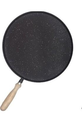 Essenso Döküm Katmer Bazlama Gözleme Tavası 36 cm