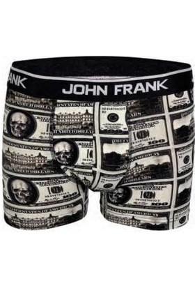 John Frank / Dijital Baskı Baksır / Boxer