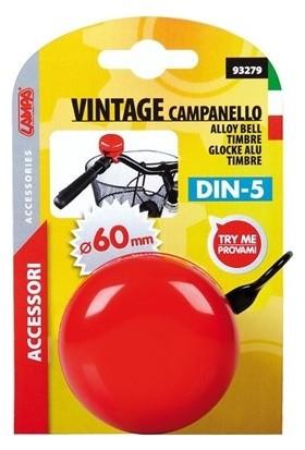 Lampa Dın-5 60MM Parlak Kırmızı Zil 93279
