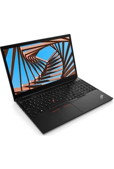 "Lenovo Thinkpad E15 Amd Ryzen 7 4700U 16GB 512GB SSD Freedos 15.6"" Fhd Taşınabilir Bilgisayar 20T8001STX4"