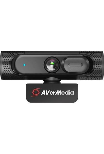 Avermedia Hd 1080P Wide Angle Webcam PW315