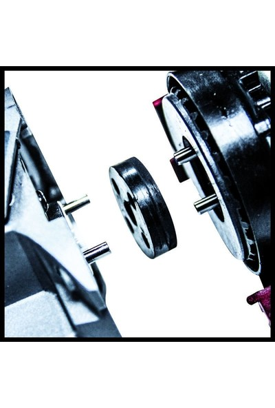 Einhell Axxıo 18/115 Q mm Taşlama Makinesi + 5.2 Ah Plus Starter Kit + Çanta