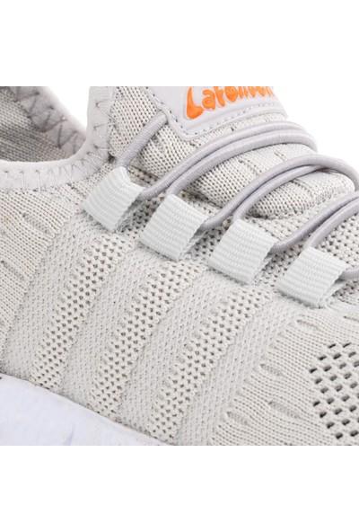 Lafonten Buz-Turuncu Çocuk Bağsız Spor Ayakkabı