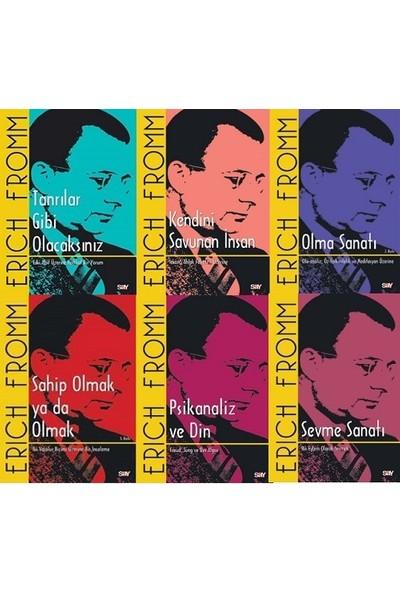 Say Yayınları Psikanaliz ve Din - Sevme Sanatı - Tanrılar Gibi Olacaksınız 6 Kitap - Erich Fromm