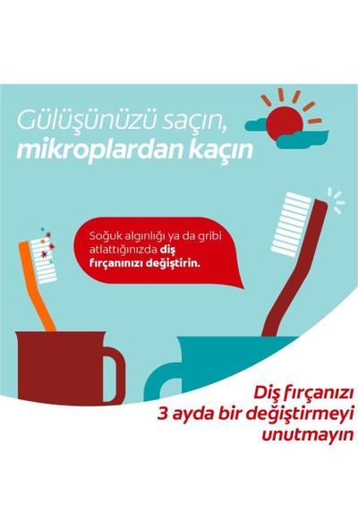 Colgate Mikro Ince Gelişmiş Ekstra Yumuşak Diş Fırçası x 2 Adet + Diş Fırçası Kabı