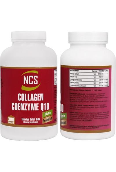 Nevfix Selenium Çinko Biotin Coenzyme Q10 200 Mg Hidrolize Collagen 2000 Mg & Nevfix Vitamin D3-K2 120 Tablet