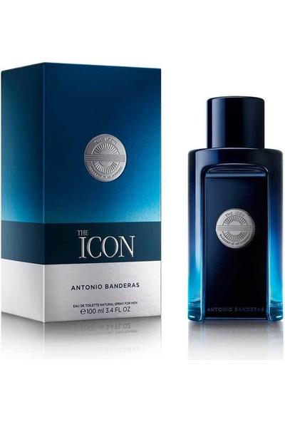 Antonio Banderas The Icon Edt 100 ml Erkek Parfüm