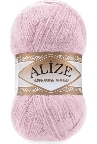 Alize Angora Gold 452 Açık Gül