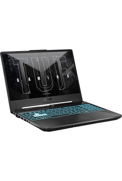 "Asus TUF Gaming F15 FX506HE-HN057 Intel Core i7 11800H 16GB 512GB SSD RTX 3050Ti Freedos 15.6"" FHD Taşınabilir Bilgisayar"