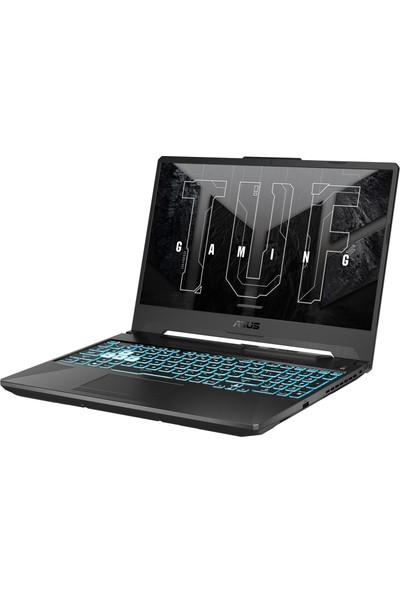"Asus TUF Gaming FX506HE-HN059 Intel Core i7 11800H 16GB 1TB SSD RTX 3050Ti Freedos 15.6"" FHD Taşınabilir Bilgisayar"