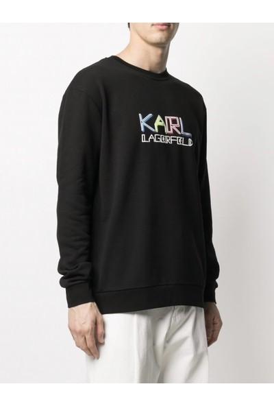 Karl Lagerfeld Diagonal Sweatshirt