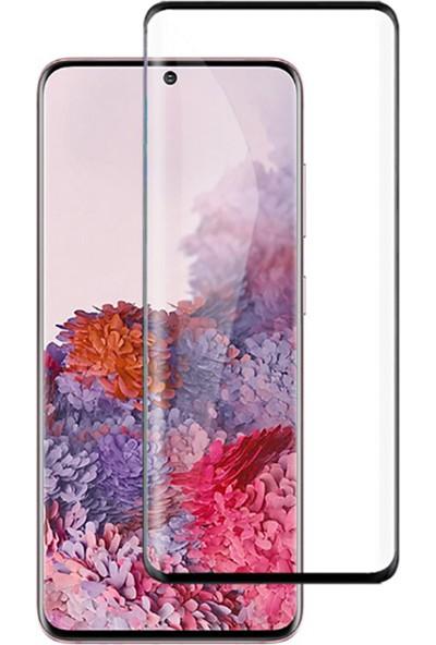 Canpay Samsung Galaxy A51 Ekran Koruyucu Tam Kaplayan 5d *hd Yüksek Kalite Cam