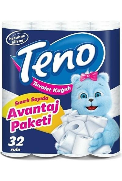 Teno Avantaj Paketi 32'li Tuvalet Kağıdı