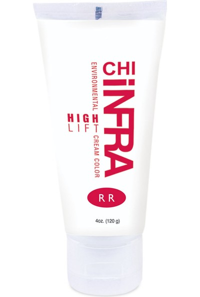Chı Infra Env.high Lift Cream Color Rr- Red Red