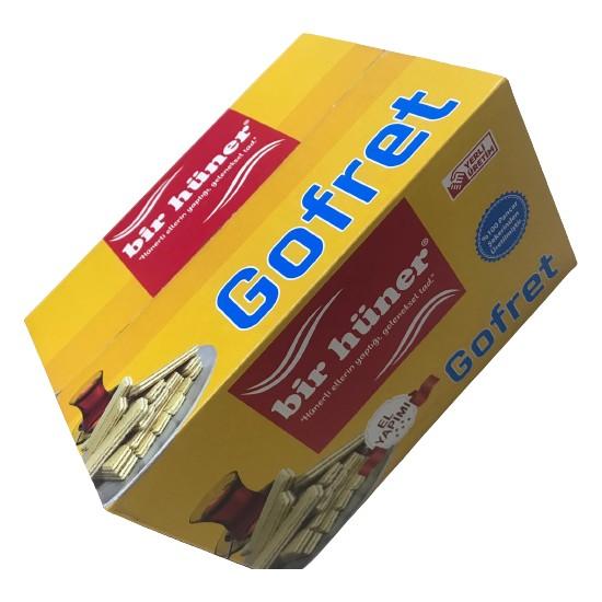 Bir Hüner El Yapımı Gofret 900 gr