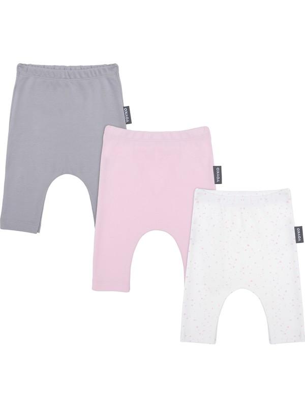 Yoyko 3'lü Pantolon Set
