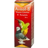 Biyo-Teknik Papağan Için Tüy Dökülmesine Karşı B Vitamini - Avisol-B