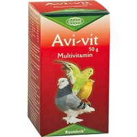 Biyo-Teknik Muhabbet Kuşu - Multivitamin Avi-Vit