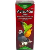 Biyo-Teknik Kuşlar Için E - H Vitamini ve Selenyum Avisol - Se