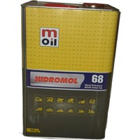Moil Hidromol 68 / 68 No Hidrolik Yağ 15KG ( Üretim Yılı : 2021 )