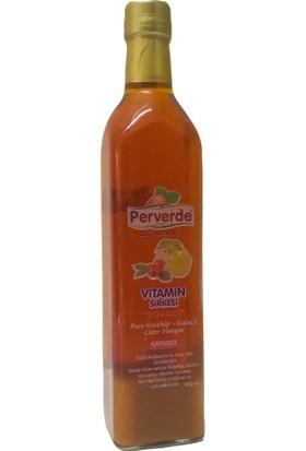 Perverde Doğal Vitamin Sirkesi 500 ml