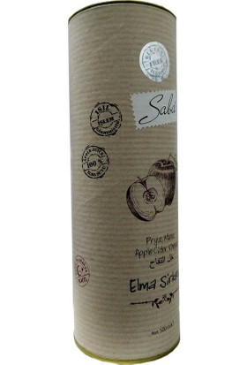 Saba Elma Sirkesi 500 ml