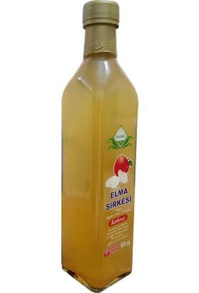 Themraa Elma Sirkesi Cam Şişe 500 ml