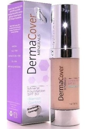 Live Dermacover Mineral Foundation Anti-Aging Beige SPF30 30 ml