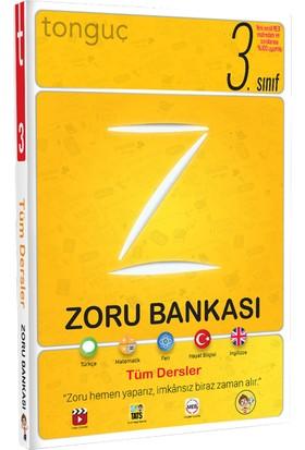 Tonguç Akademi Yayınları 3. Sınıf Zoru Bankası Konu Anlatımlı Set