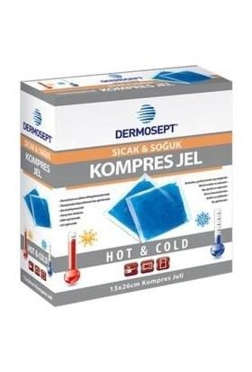 Medikalbim Sıcak Soğuk Termo Jel Kompres Jel Termojel