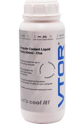 Vtor Bilgisayar Soğutma Sıvısı - Transparan - 500ML