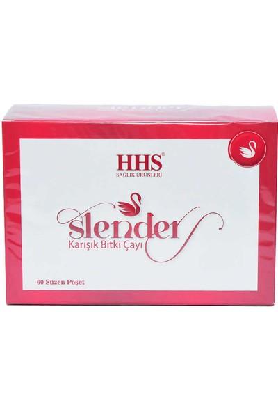 HHS Slender Karışık Bitki Çayı 60 Süzen Poşet