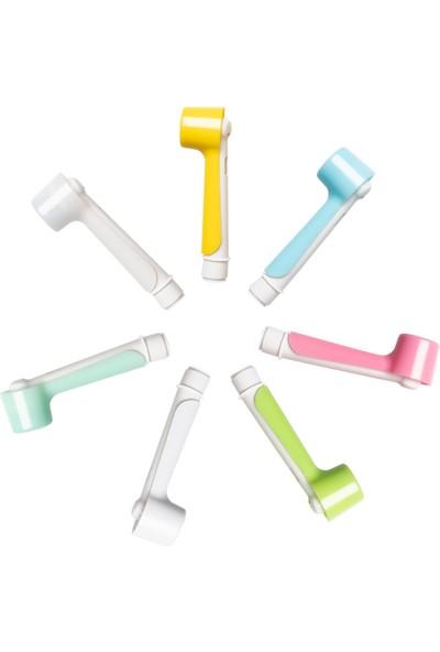 Oral-B Şarjlı ve Pilli Diş Fırçaları Için 1 Adet Turkuaz Renk Koruyucu Kapak