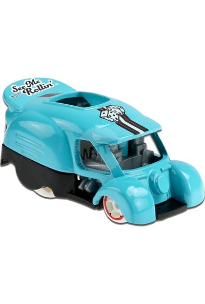 Hotwheels Hot Wheels Experimotors See Me Rollin