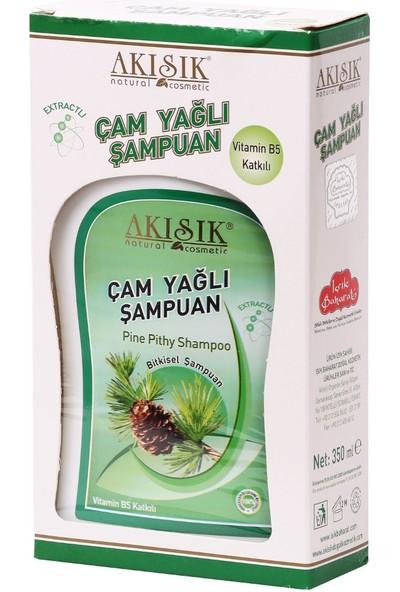 Bianna Akışık Çam Yağlı Şampuan 350ML. Bitkisel Şampuan