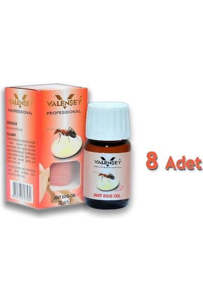 Valensey Karınca Yumurtası Yağı 20 ml x 8 Adet