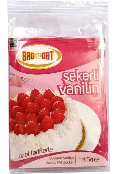 Bağdat Şekerli Vanilya 5 gr x 5 Paket - Vanilin