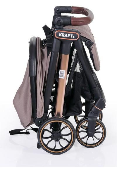 Kraft Auto Kabin Bebek Arabası + Kraft Çanta