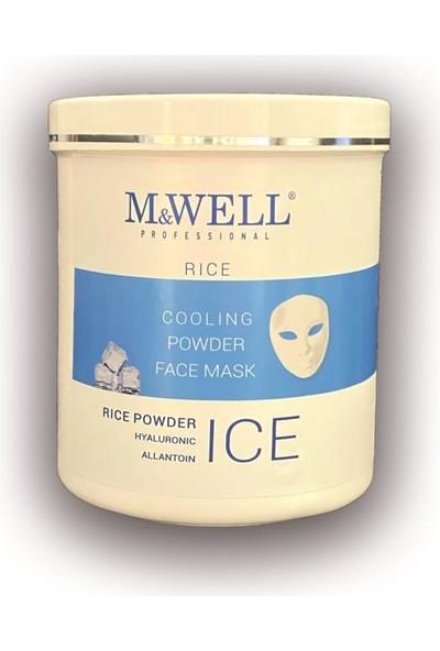 M&Well Mwell Buz Yüz Maskesi Rice Powder 800 Ml.