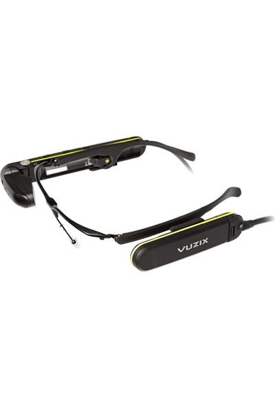Vuzix M300 - Akıllı Gözlük ve USB Şarj Kablosu Siyah