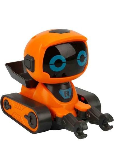 Rising Toys Uzaktan Kumandalı Işıklı Mini Robot