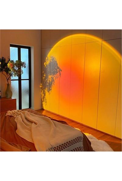Mi7a Günbatımı Lambası Sunset Lamp