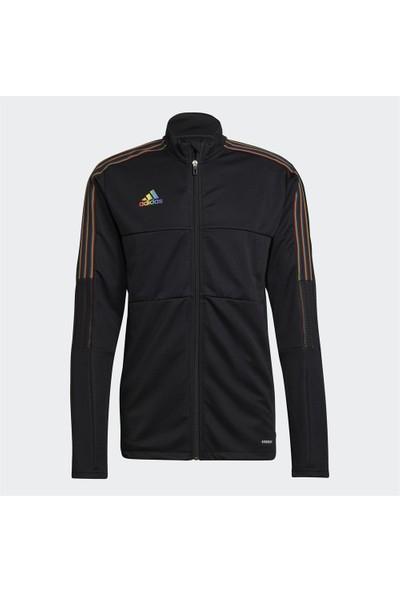 Adidas Tiro Pride Erkek Sweatshirt