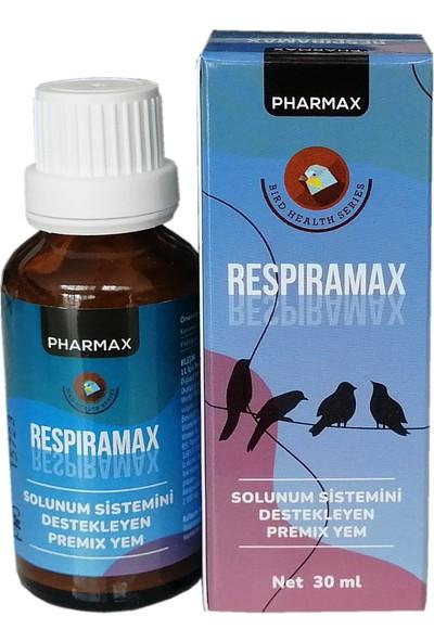 Pharmax Respiramax Kuş Solunum Sistemi Destekleyici 30 ml