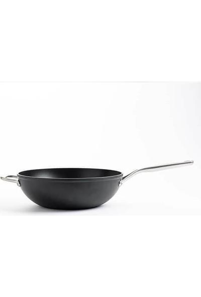 Kitchenaid Hard Anodize Wok Tava 30 cm - CC003584