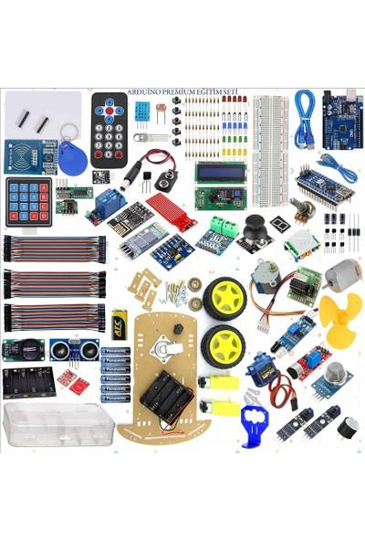Arduino Eğiteklab Robotik Kodlama Arduino Premium Eğitim Seti